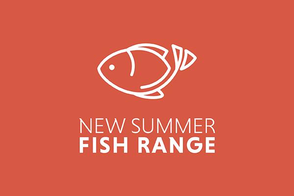 New summer fish range hits UK retail shelves