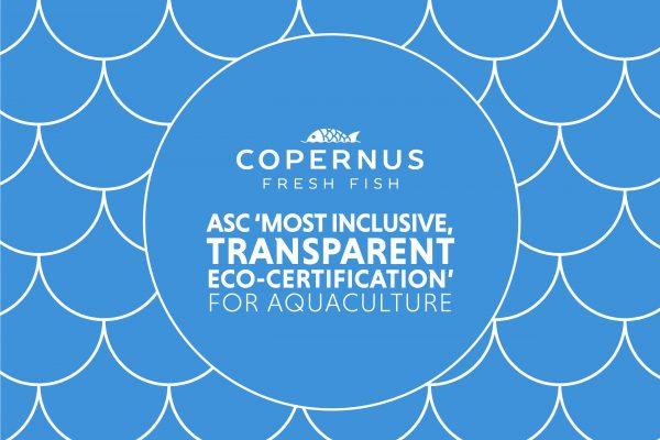 ASC 'most inclusive, transparent eco-certification' for aquaculture